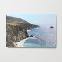 A Higher Perspective Metal Print
