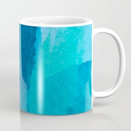 high tide : abstract Coffee Mug