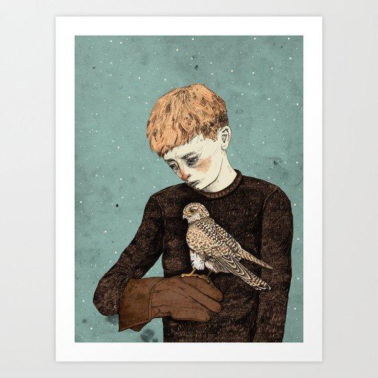 Kes  Art Print