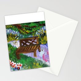 Garden of Joy/ Lady Wisdom Speaks! Stationery Cards