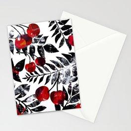 CHERRY PATTERN Stationery Cards