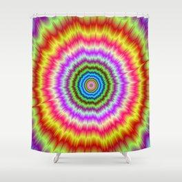 KaBooM!!! Shower Curtain