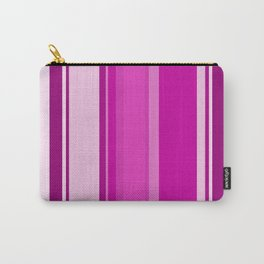Stripes in colour 12 Carry-All Pouch