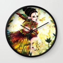 MATER Wall Clock