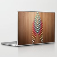 lv Laptop & iPad Skins featuring Session 13: LV by Rain Carnival