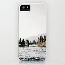 Mathew River iPhone Case