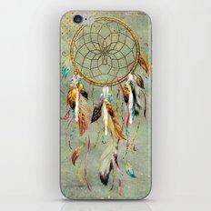 Dreamcatcher iPhone & iPod Skin