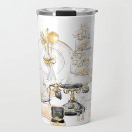 Wedding Accessories Print Travel Mug