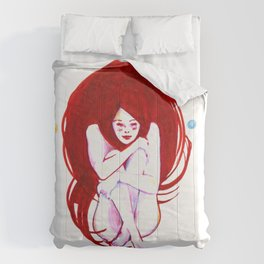 MUSA RED Comforters