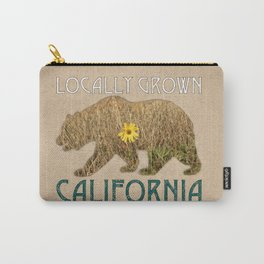 Locally Grown: California Carry-All Pouch