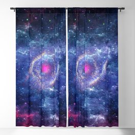 Eye in the Universe Blackout Curtain