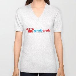 Grabcrab (formerly operating as Crabgrab) Unisex V-Neck