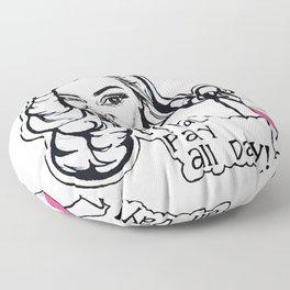 #STUKGIRL AARIEL Floor Pillow
