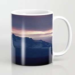 Jefferson at Sunset Coffee Mug