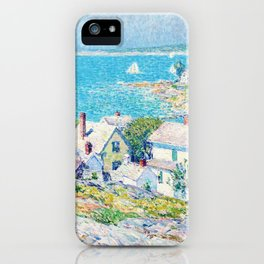 New England Headlands - Digital Remastered Edition iPhone Case