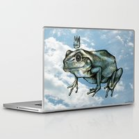 robert farkas Laptop & iPad Skins featuring Robert by Jessica Petrylak