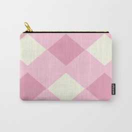 Vertical Diamonds Carry-All Pouch
