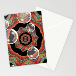 Pretty Bubbles Stationery Cards