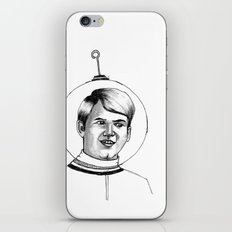 who have I become? iPhone & iPod Skin
