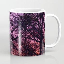 Sunset in November Coffee Mug