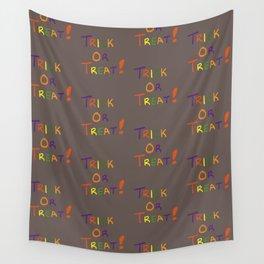 Print 101 - Halloween Wall Tapestry