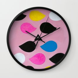 Primordial Waters 2 Wall Clock