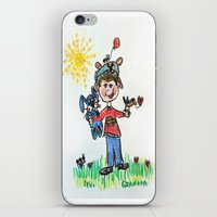 calendars iPhone & iPod Skins featuring :: You Are My Sunshine :: by :: GaleStorm Artworks ::