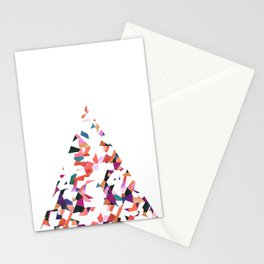 Vivaldi abstraction Stationery Cards