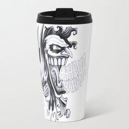 Bats & Jokes Travel Mug