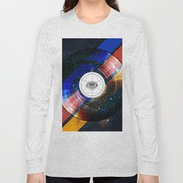 001 - Sacred space-time Long Sleeve T-shirt