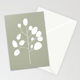 Large Eucalyptus (Linen Sage) Stationery Cards