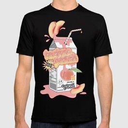 Techno Peach T-shirt