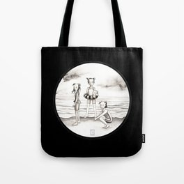 Royal Duck Academy summer camp Tote Bag