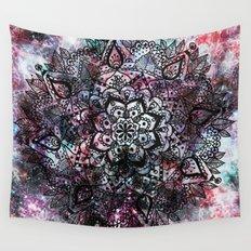 Intergalactic Mandala Wall Tapestry