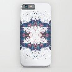 Inkdala VIII - Purple Rorschach Art Slim Case iPhone 6s