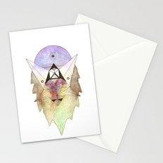 Perilous 1 Stationery Cards