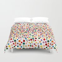 dot Duvet Covers featuring Dot... by DesignsByMarly
