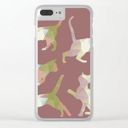 Catz Clear iPhone Case
