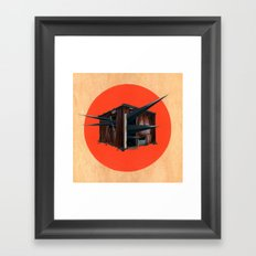 Sheds & Shacks | No:3 Framed Art Print