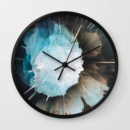 Cold Punch Wall Clock