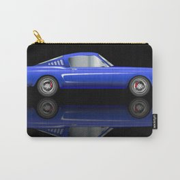 Very Fast Car Carry-All Pouch