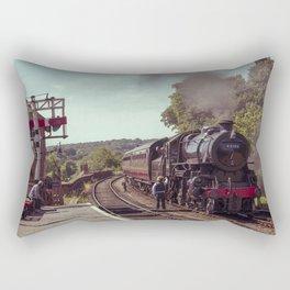 Severn Valley Token Rectangular Pillow