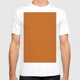 Bronze Color T-shirt