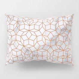 Empired Marble Pillow Sham
