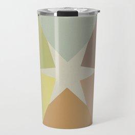 Off-Aligned Babbitt Star Travel Mug