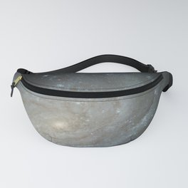Spiral Galaxy, NGC 3370 Fanny Pack