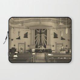 Good Sheperd Church Laptop Sleeve