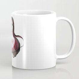 Heart of fire Coffee Mug