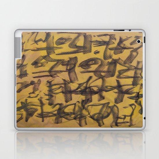 GLYPHS OF XANADU Laptop & iPad Skin