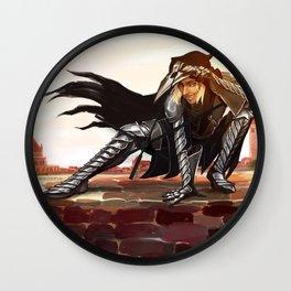 Antivan Crow Wall Clock